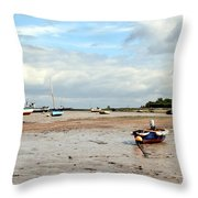 Mersea Throw Pillow