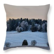 Mihari Throw Pillow