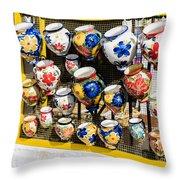 Mijas - Costa Del Sol   Spain Throw Pillow