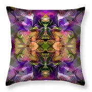 Mind Portal Throw Pillow