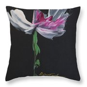 Mother's Day Bloom Throw Pillow