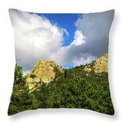 Mt. Lemmon Throw Pillow
