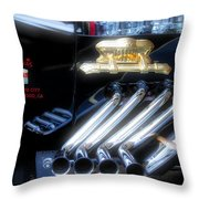 Munster Koach Throw Pillow