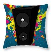 Musical Throw Pillow