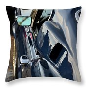 Mustang Shelby Details Throw Pillow