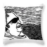 My Grandfather Throw Pillow