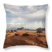 Mystery Valley View 7496 Throw Pillow