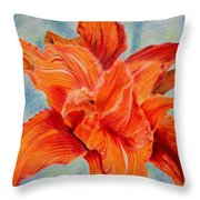 Nella Fantisia Throw Pillow