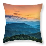 No Title. Throw Pillow by Itai Minovitz