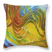 No.55 Throw Pillow