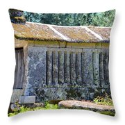 Northern Portugal  Throw Pillow