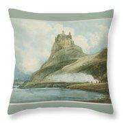 Northumberland  Throw Pillow