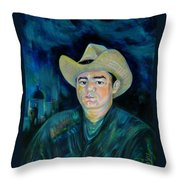 Not Eduardo Throw Pillow