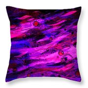 Not Of This World Throw Pillow