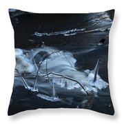 November Creek 1 Throw Pillow