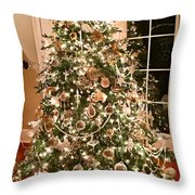Oh Christmas Tree Throw Pillow