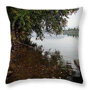 On The Susquehanna Throw Pillow