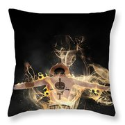 One Piece Throw Pillow
