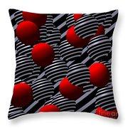 Opart -g- Throw Pillow