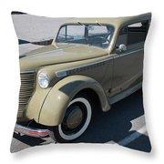 Opel 1947 Throw Pillow
