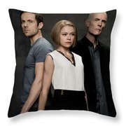 Orphan Black Throw Pillow
