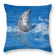 Out Of The Blue 2 Throw Pillow