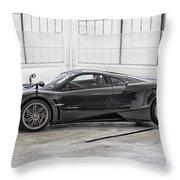 Pagani Huayra Throw Pillow