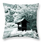 Pagoda Throw Pillow