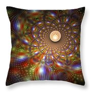 Carlos Castaneda 'the Active Side Of Infinity' Throw Pillow