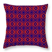 Pattern 11 Throw Pillow