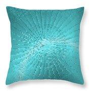 Pattern 77 Throw Pillow