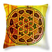 Pattern Art 0014 Throw Pillow