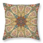 Pattern Art 007 Throw Pillow