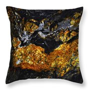 Patterns In Stone - 218 Throw Pillow