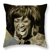 Patti Labelle Collection Throw Pillow