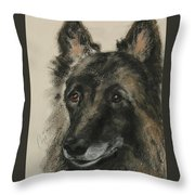 Peaked Interest Throw Pillow