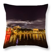 Pere Marquette Park Throw Pillow