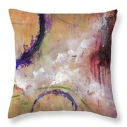 Perpetual Motion Throw Pillow