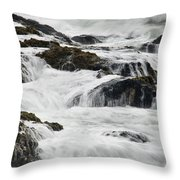 Pescadero Sb 8540 Throw Pillow