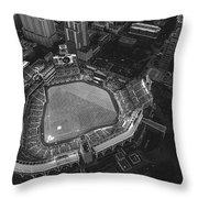 Petco Park, San Diego Throw Pillow