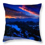 Pictures Nature Throw Pillow