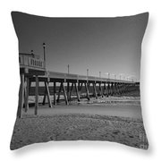 Pier Willmington Nc Throw Pillow