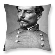 Pierre G.t. De Beauregard Throw Pillow