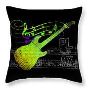 Play 1 Throw Pillow