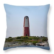 Pooki Daymark Throw Pillow
