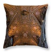 Portico Throw Pillow
