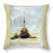 Portsmouth Throw Pillow