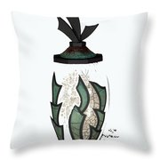 Pot Throw Pillow