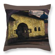 Pskov Throw Pillow