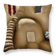 Pueblo Oven Throw Pillow